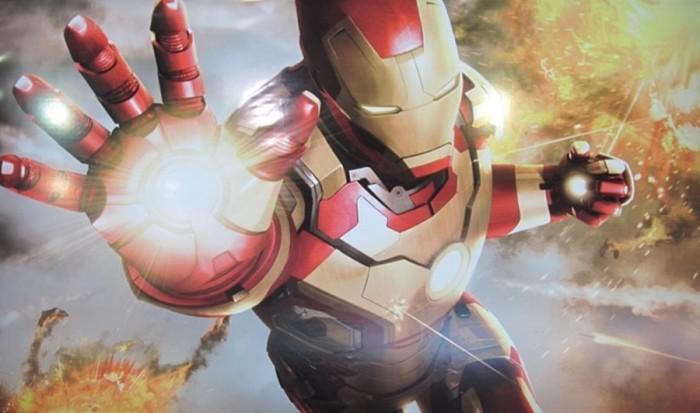 Iron man . vega iron. im-a870. sky a870