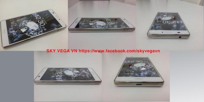 Full - Vega iron, Pantech IM-A870, Sky a870