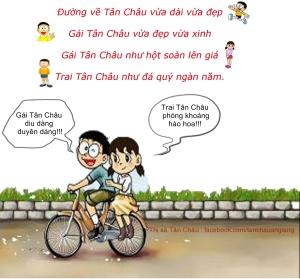 Trai Tài Gái Sắc Tân Châu