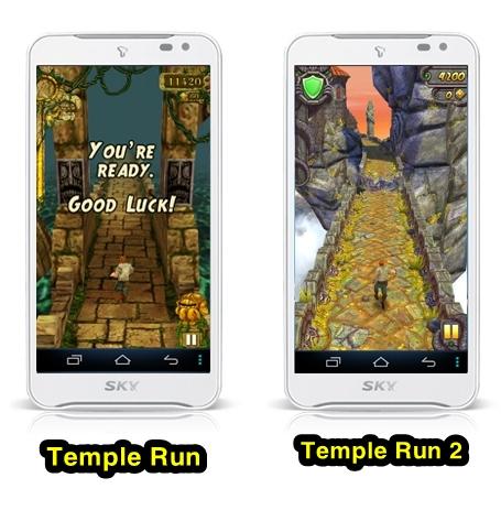 Temple Run - Temple run 2