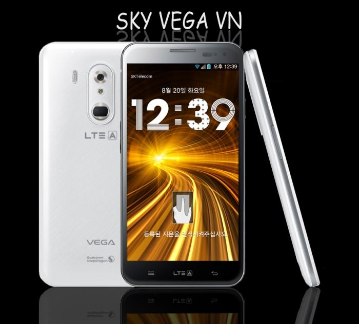 Avatar - VEGA LTE A - Pantech IM-A880 - Sky A880